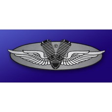 Large VMC Wings Patch